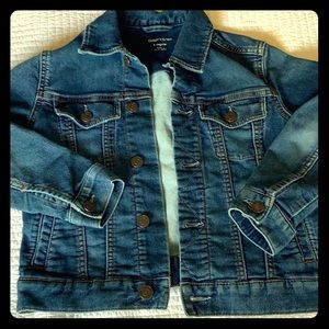 Gap Denim Jean Jacket - Size Small Boys